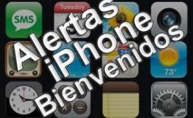 Bienvenidos AlertasiPhone