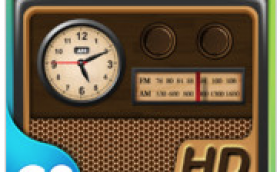 Radio reloj despertador HD - Multipurpose Classic Themed Radio
