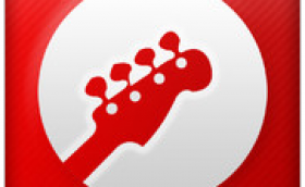 Learn Guitar String Wars - Play with a real guitar, Compete with friends, and Share the music