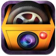 Coche Video registrador