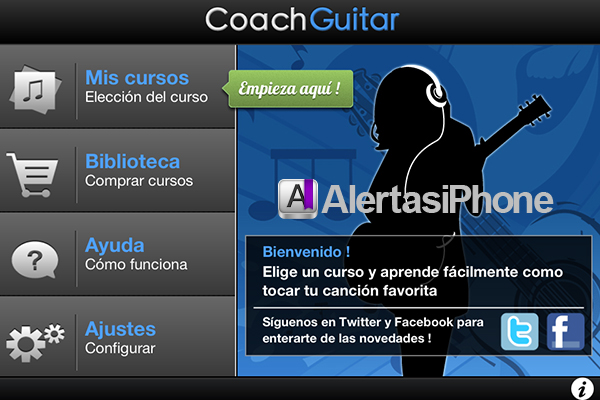 Coach Guitar - Screenshot 3