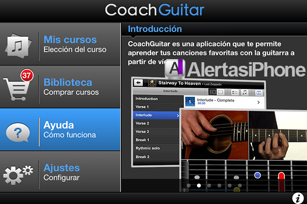 Coach Guitar - Screenshot 6
