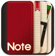 NoteLedge for iPad - Tomar Notas y Grabación de Sketch, Audio y Vídeo