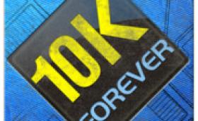 10K Forever run pace training