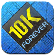 10K Forever run pace training