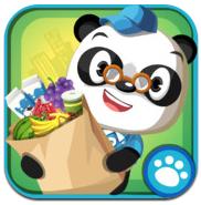 El supermercado del Dr. Panda