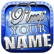 Pimp Your Name – ¡Salvapantallas único con TU NOMBRE!