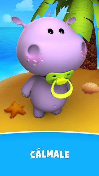Talking Baby Hippo1