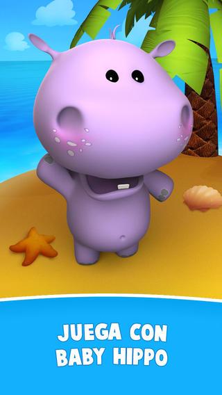 Talking Baby Hippo2