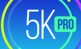 ¡Entrenamiento 5 km Pro! Plan de entrenamiento, Monitoreo GPS y Consejos para correr